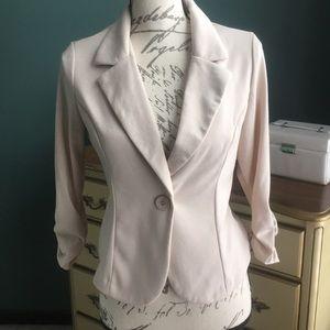 Jackets & Blazers - Cream blazer